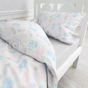 Детское постельное белье - Перья